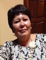 Басмурзина Осер Искандаровна
