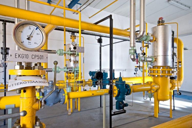 Системы газоснабжения